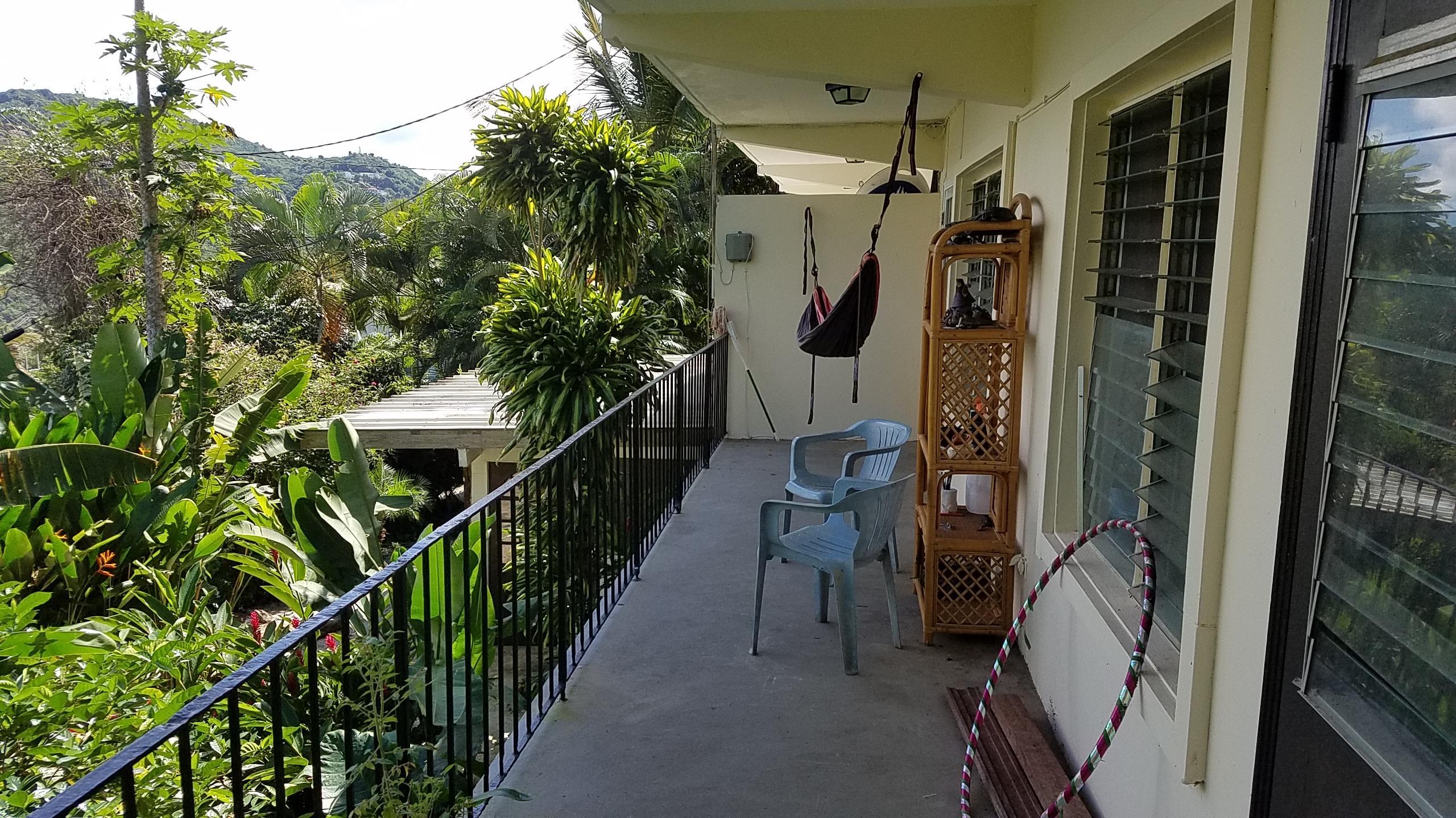 3C Private Porch