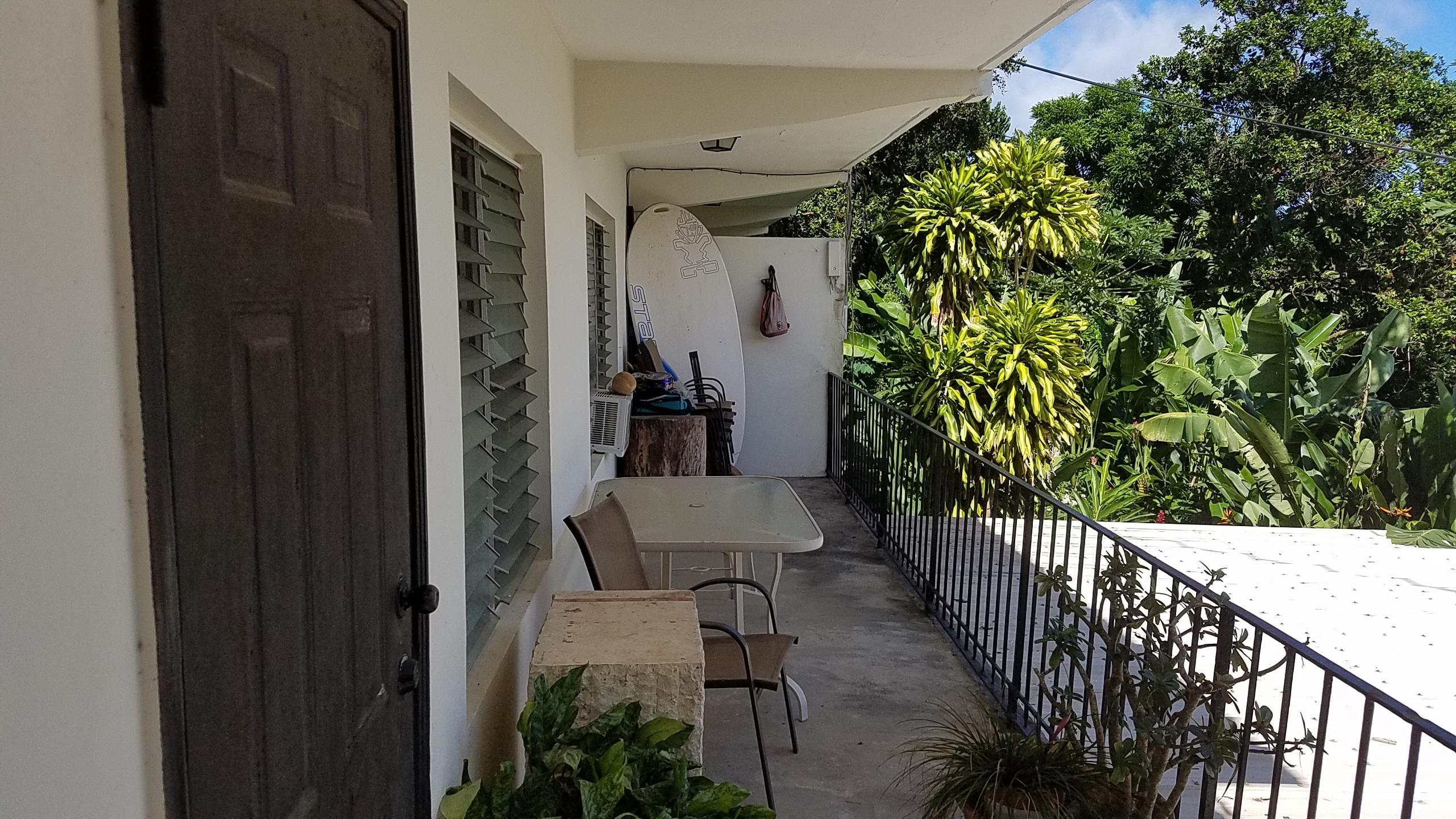 4C Private Porch