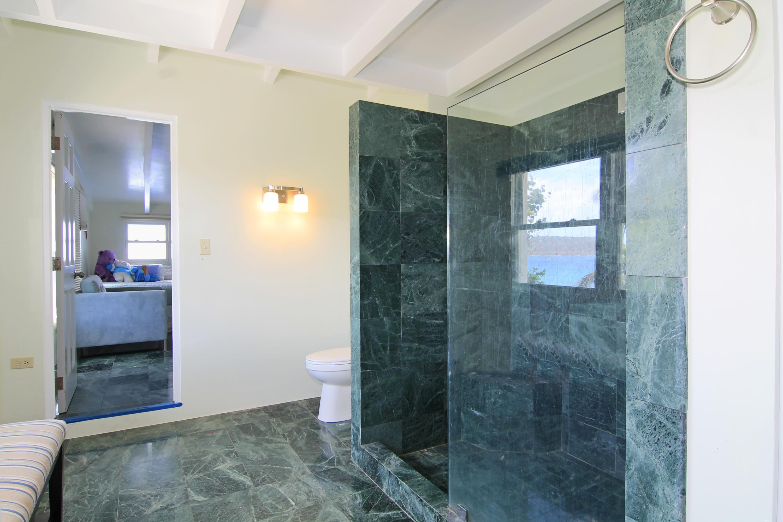 Cottage master bath more