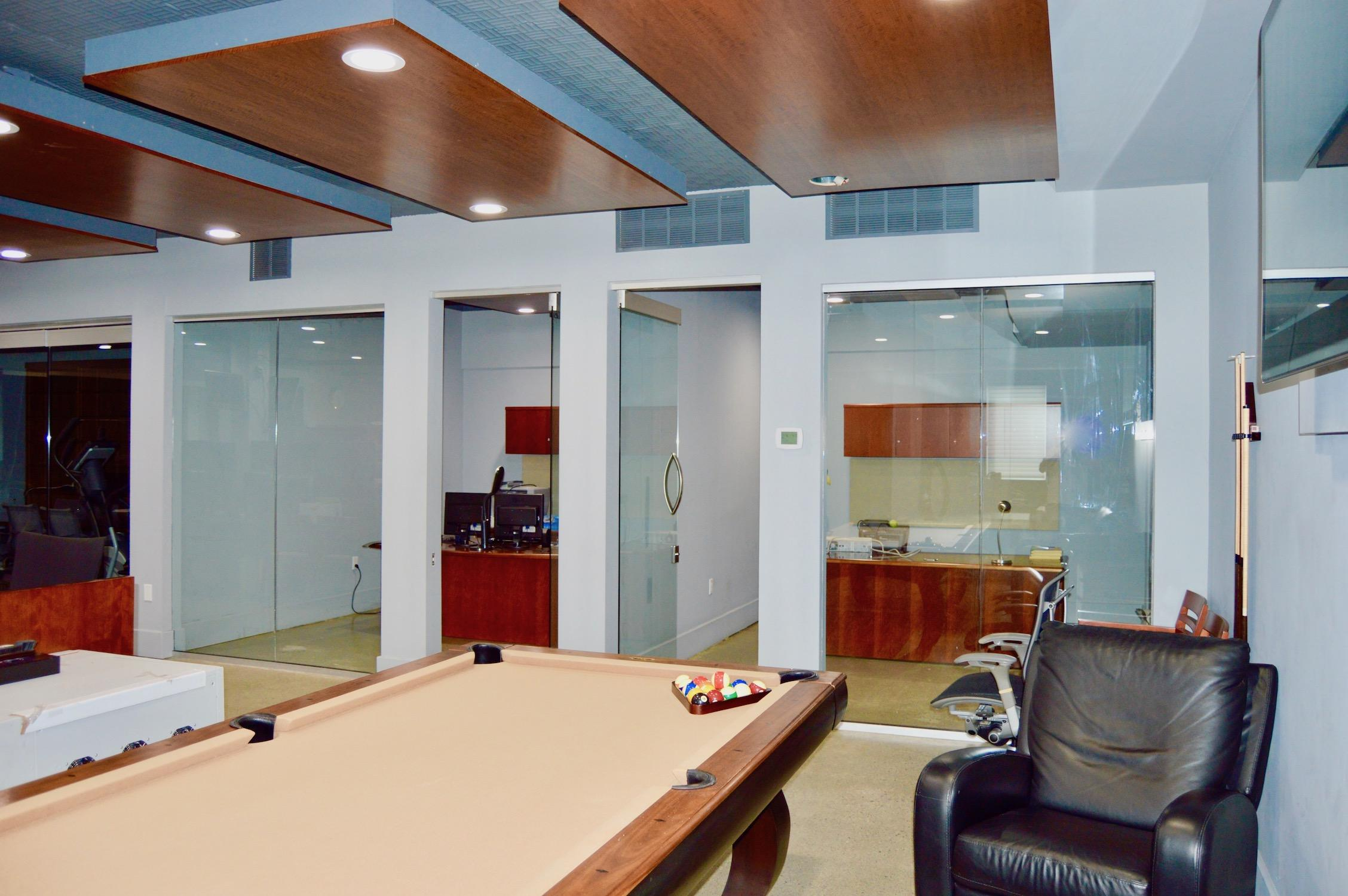 Towards Private Offices