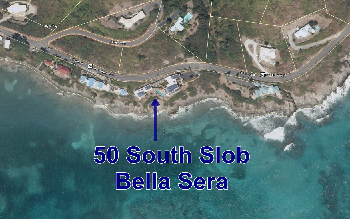 Aerial view of Bella Sera By The Sea