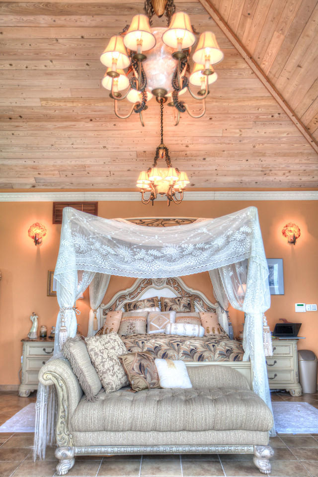 Wider view of King Suite #1