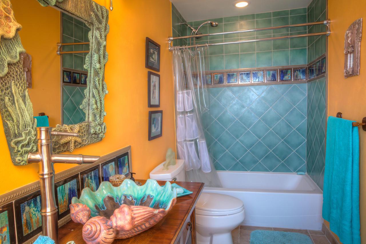 Bath en suite - King Suite #2