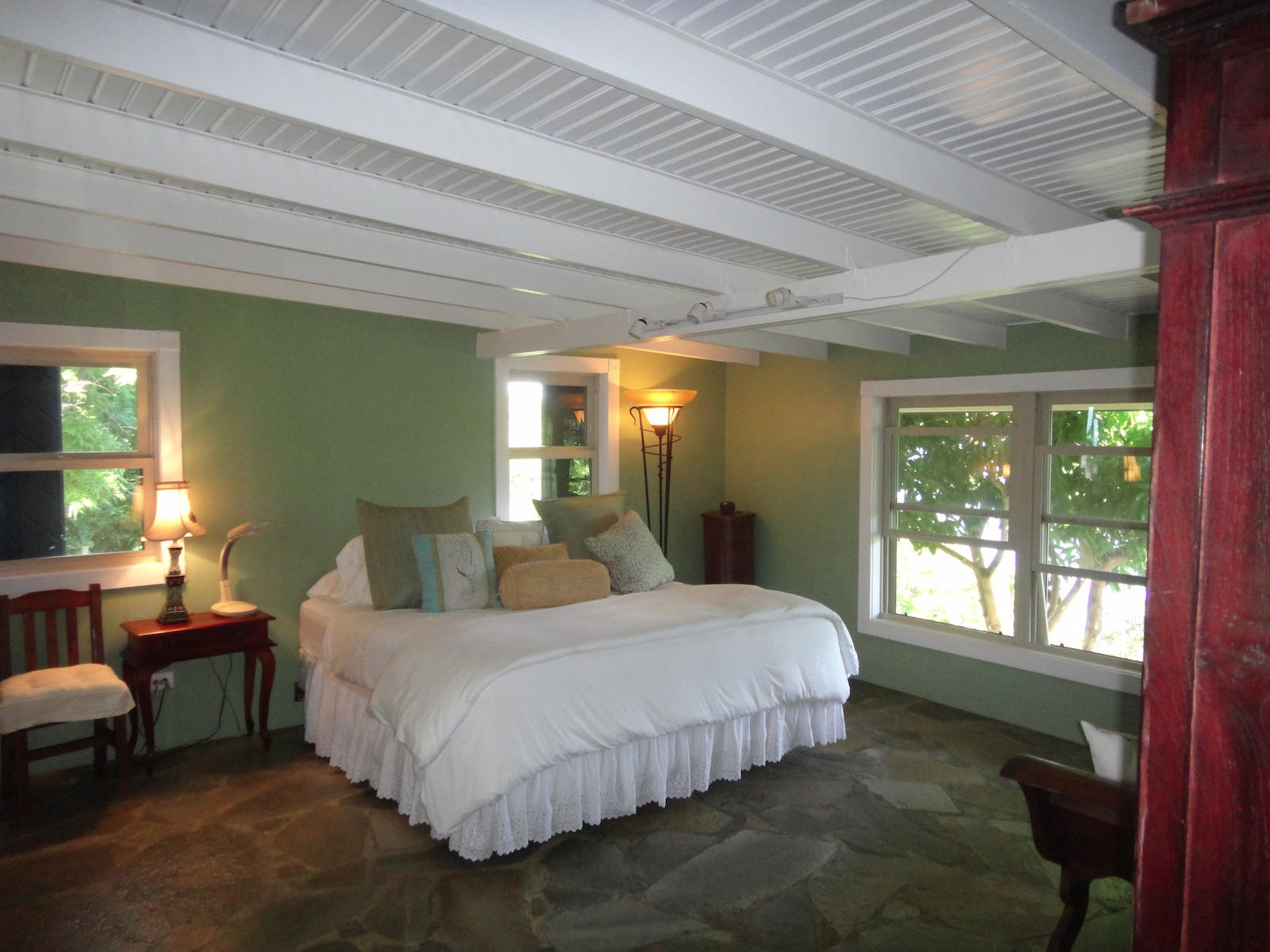 Stone Cottage bedroom 1