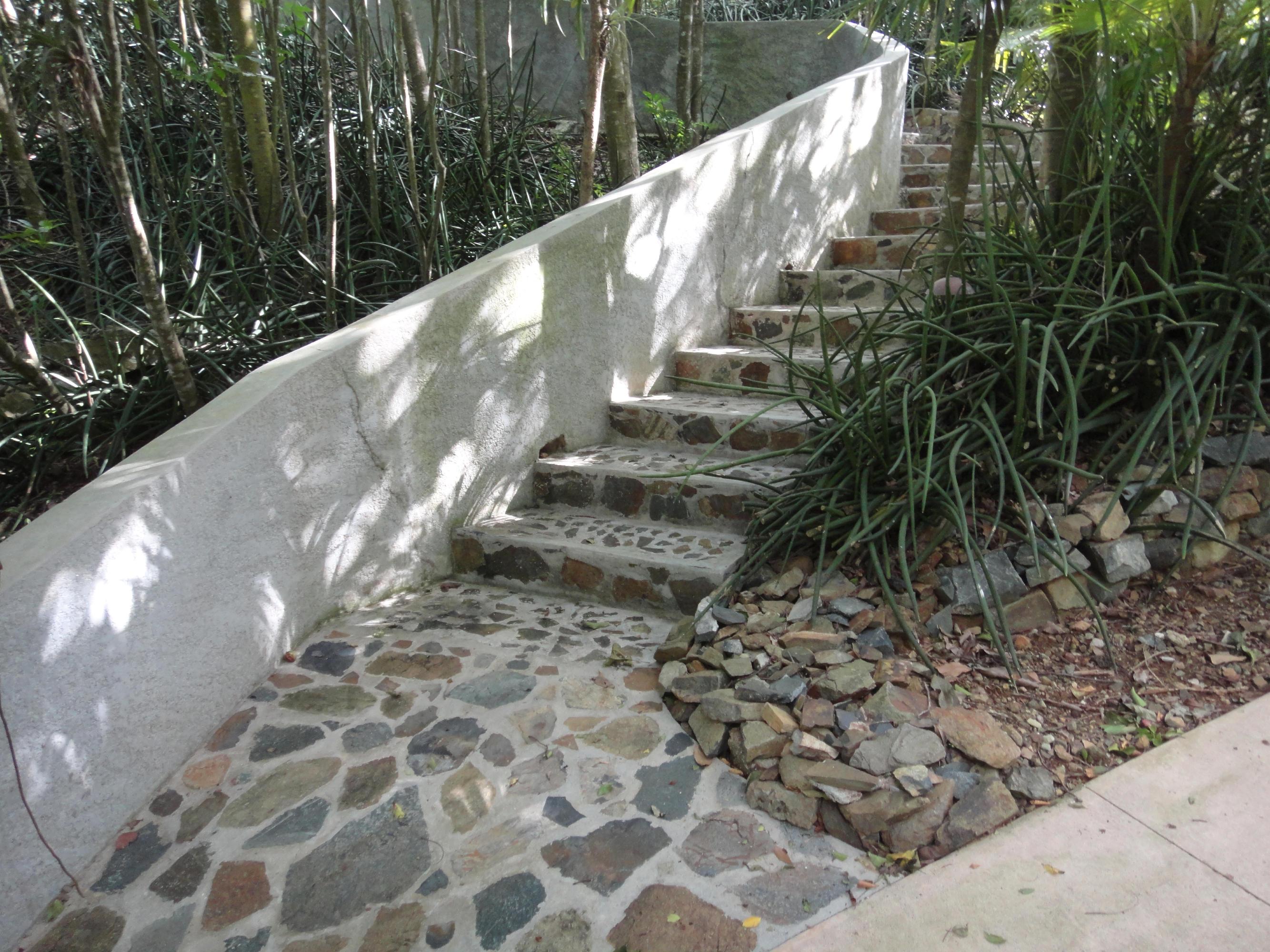 Stairway to Seven Pillars