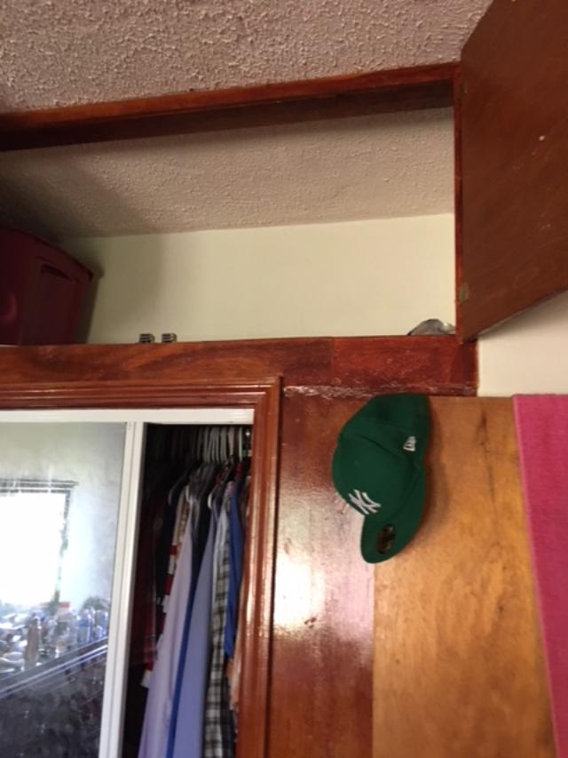 Closet and storage