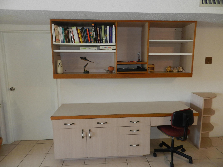 built in office