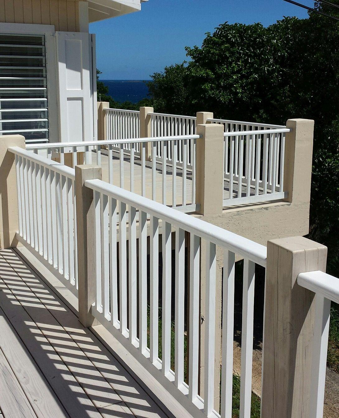 Custom Hand Built Railings