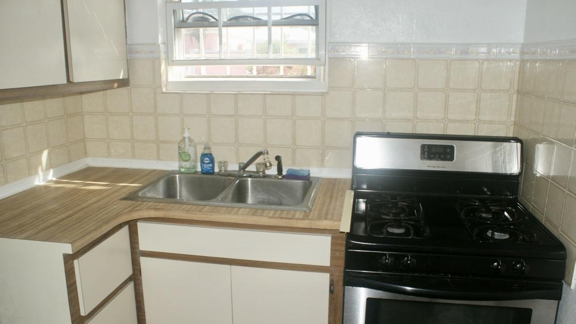 Secondary Prep Kitchen