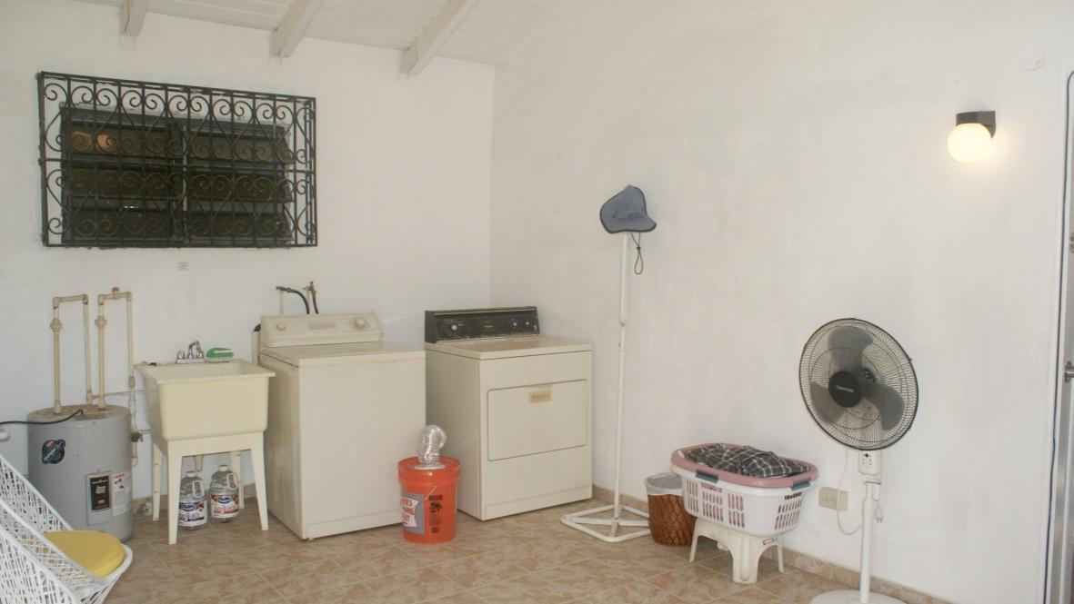Large Laundry, Storage Room