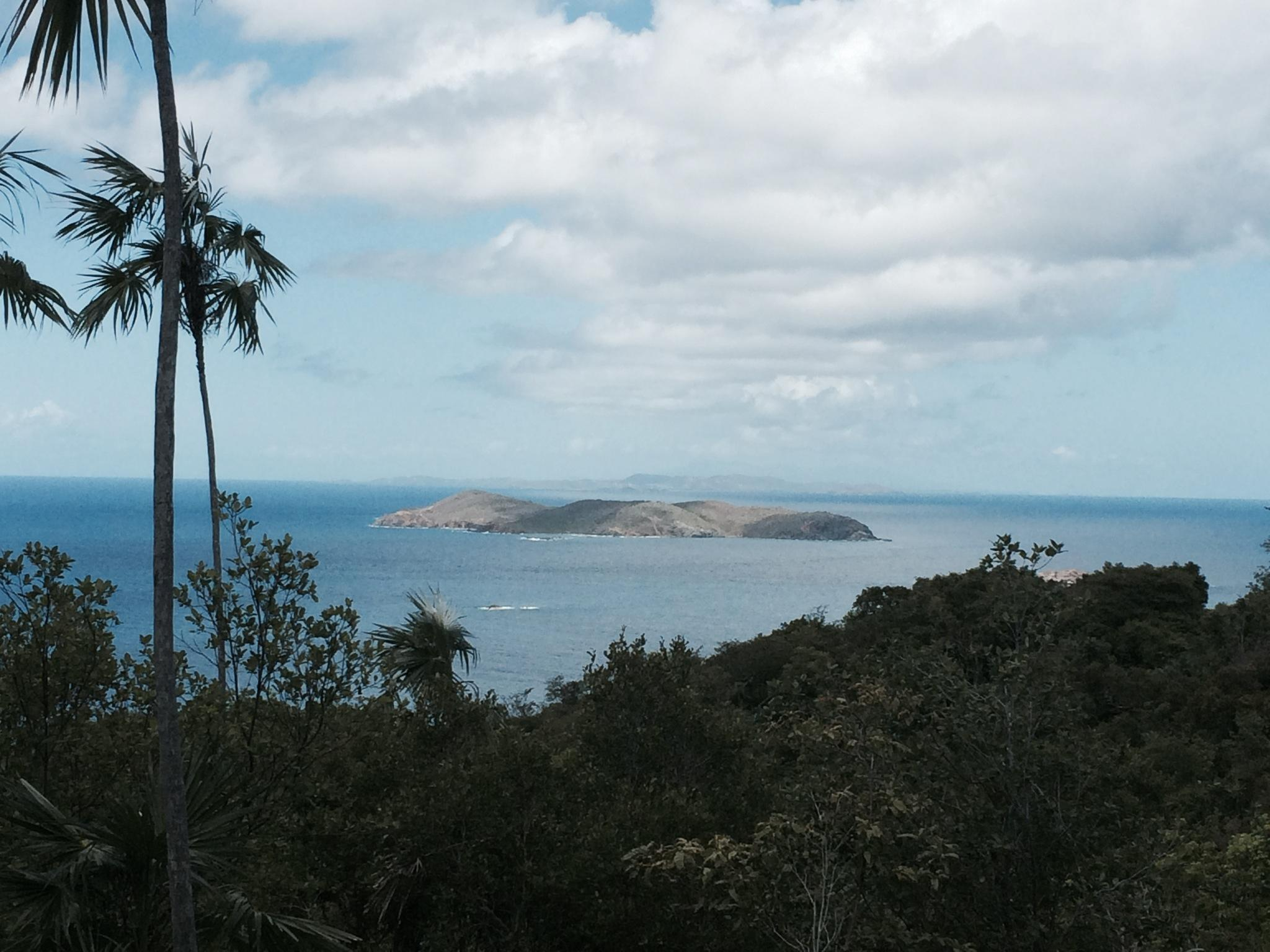 Views over Culebra and PR beyond