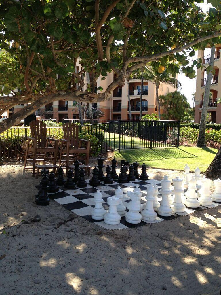 BEFORE Chess anyone