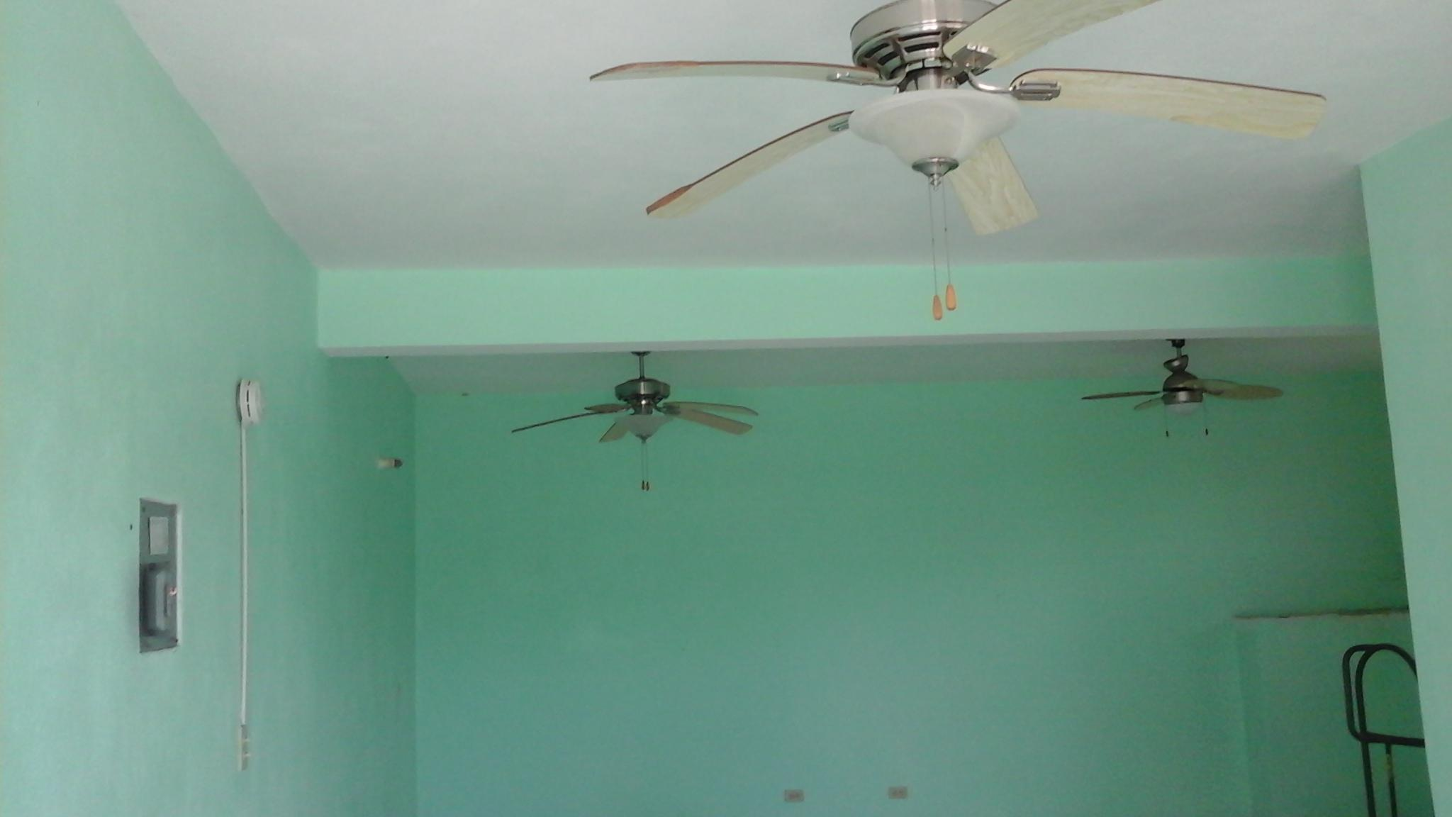 Apt 2 ceiling