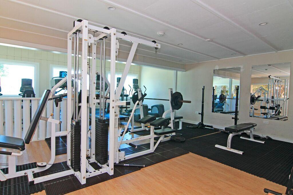 Workout Room at Anchorage