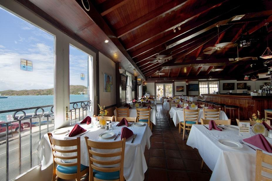beautiful views as you dine