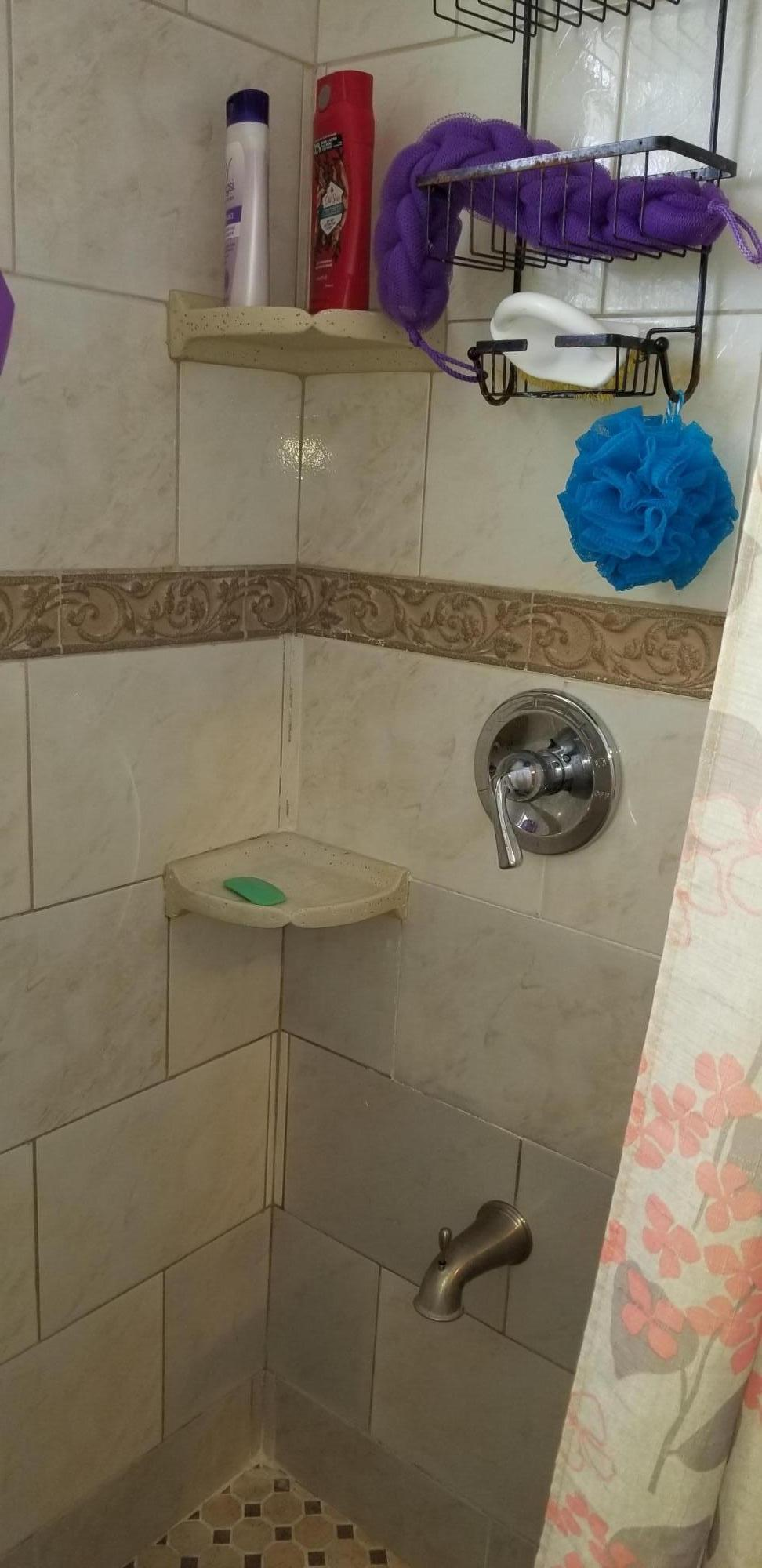 bathroom 1 Shower