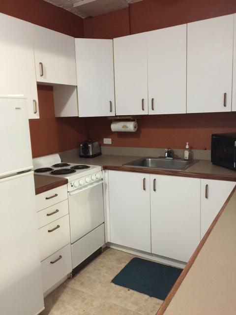 Apartment Pristine Kitchen