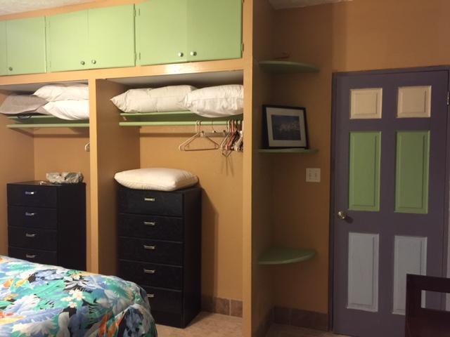 Apartment Bedroom Closet Space