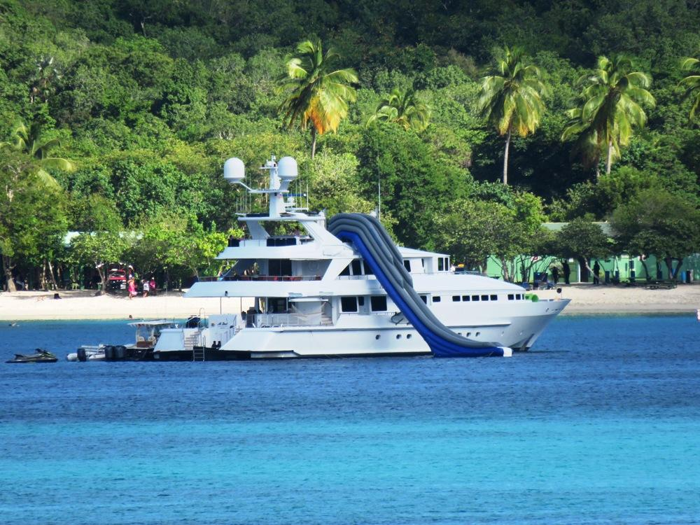 Watch the Yachts in Magens