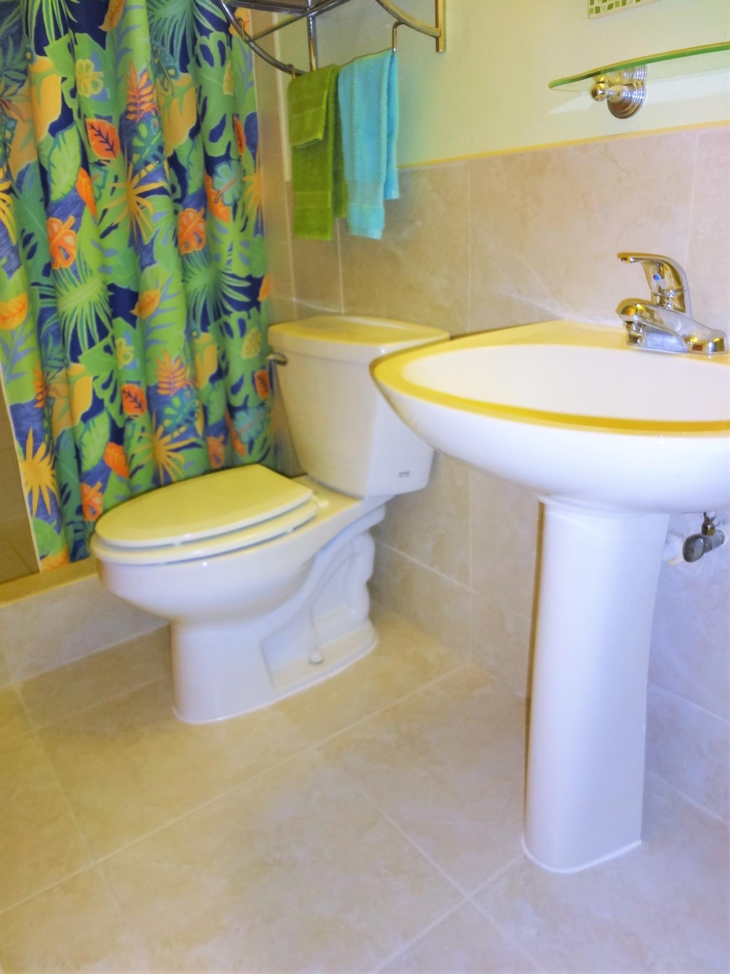 Second Suite Bath