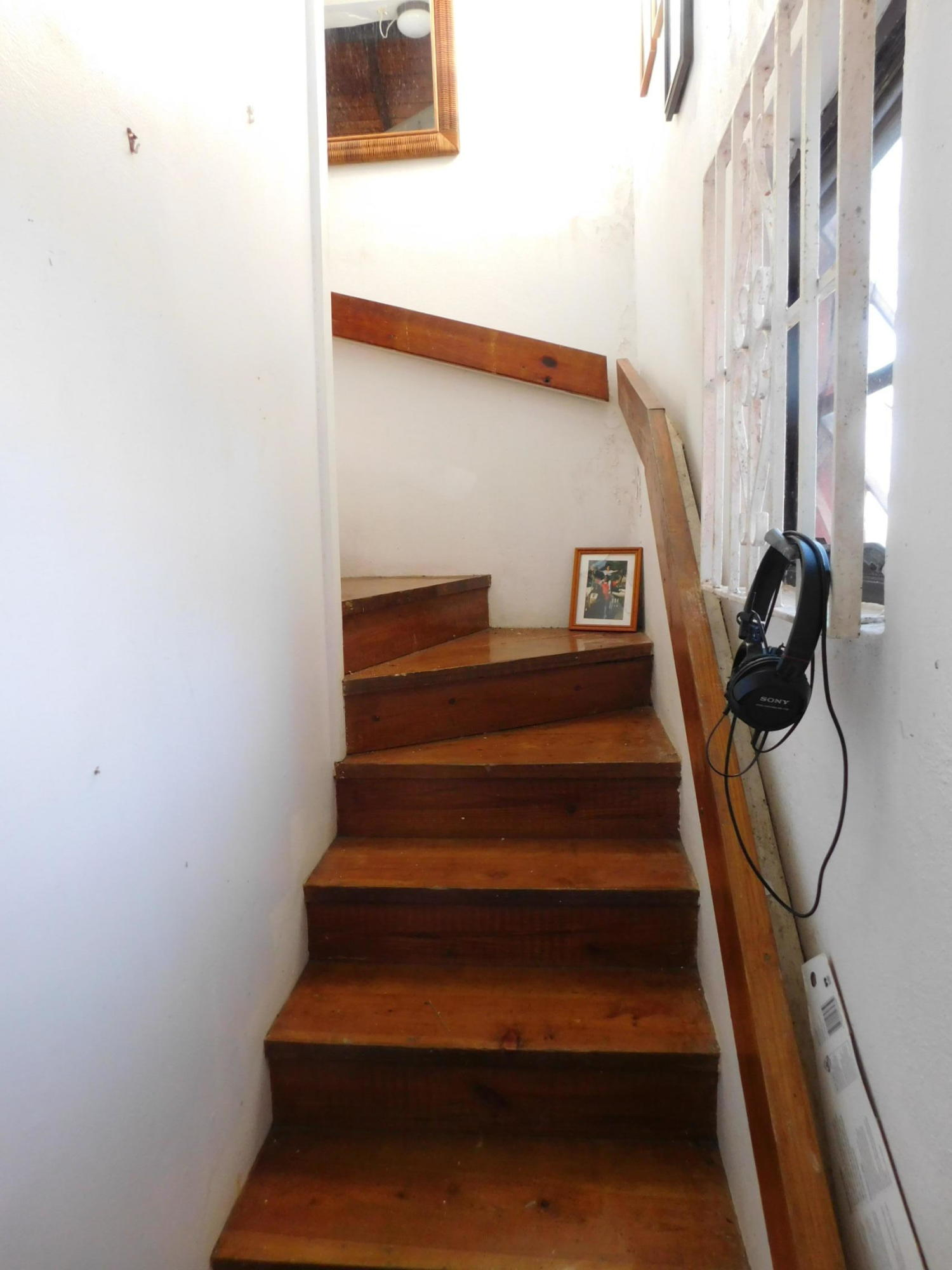 Stairwell from the bottom