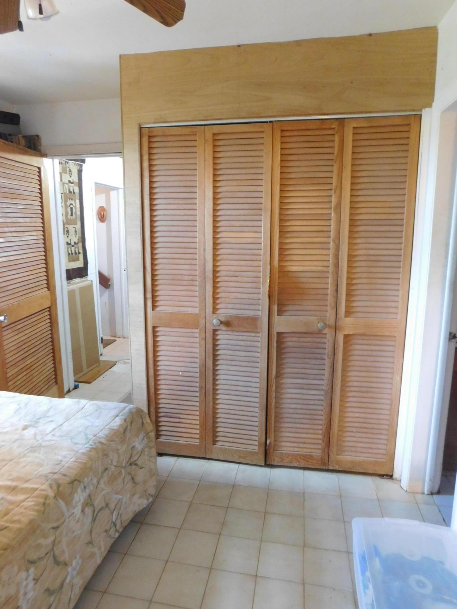 4th bedroom closet