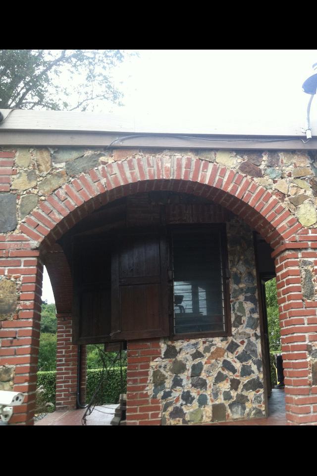 Entrance Gate House