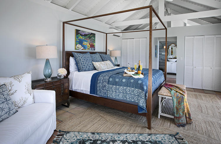 Gracefully Refreshed Master Suite