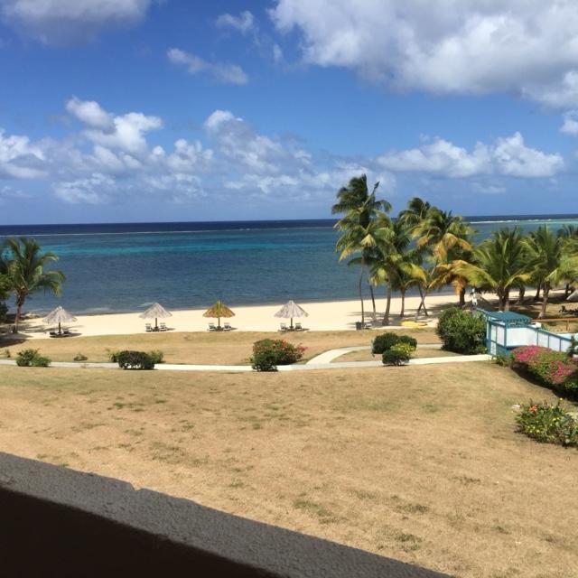 Pollard 312 view from balcony