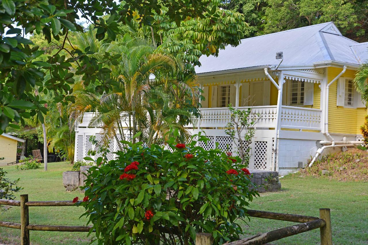 Jah Cottage