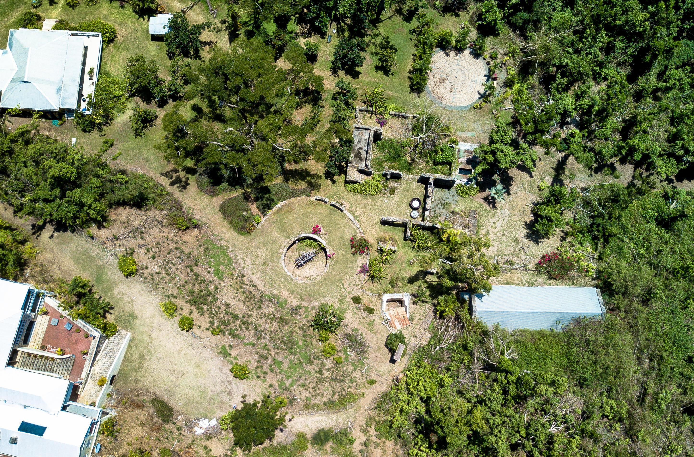 Aerial of pr