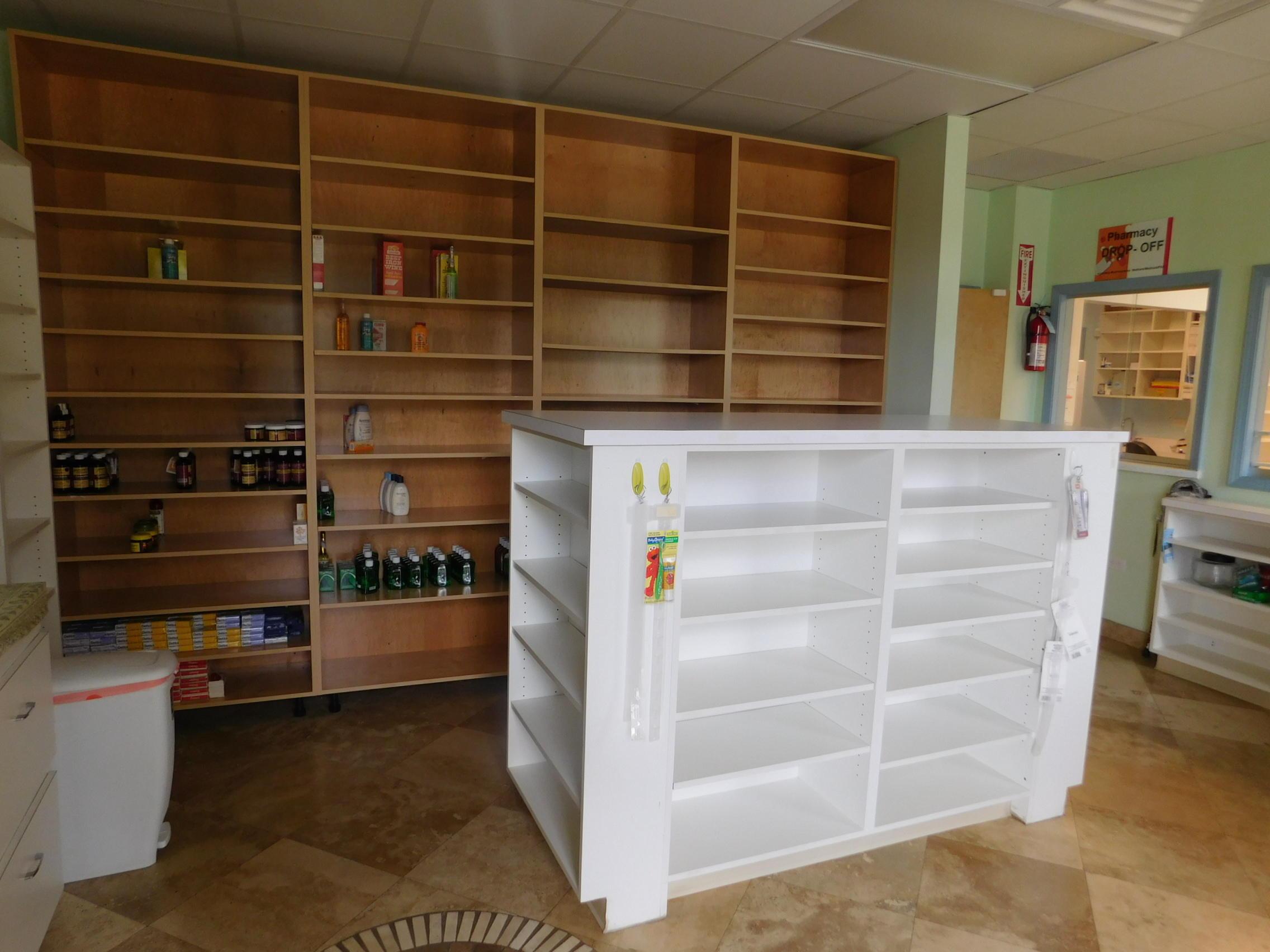 Assefa RP more shelves