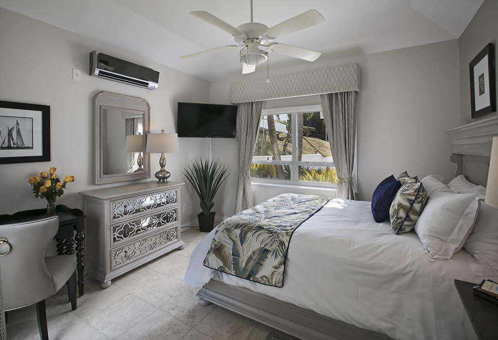 bedroom silver