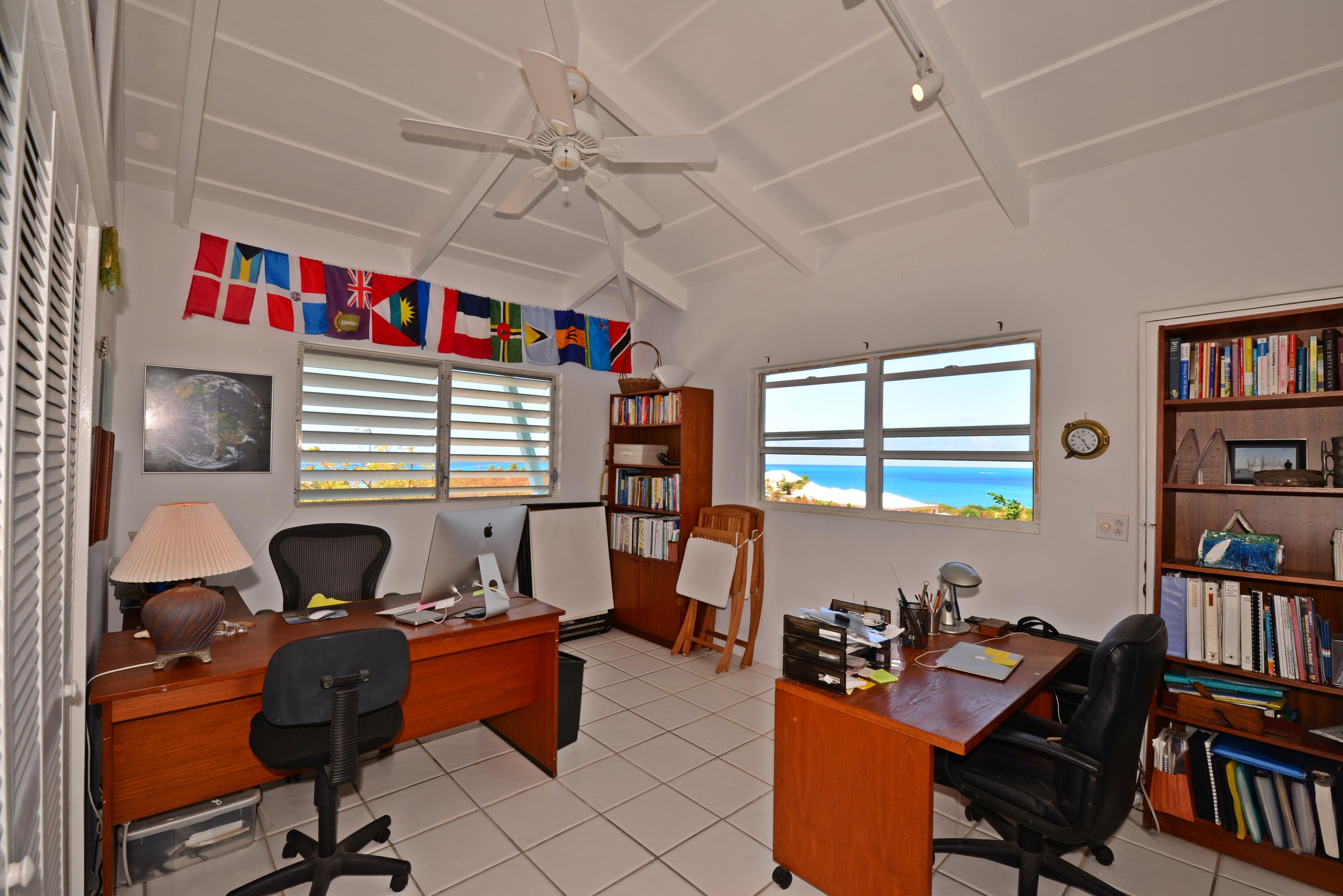 Guest BR or office with a view