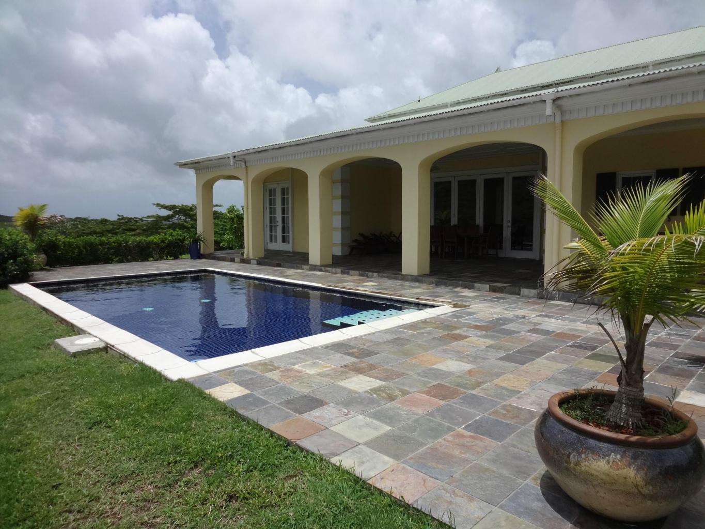 Open Private Pool Area