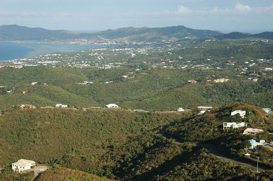 Christiansted midday