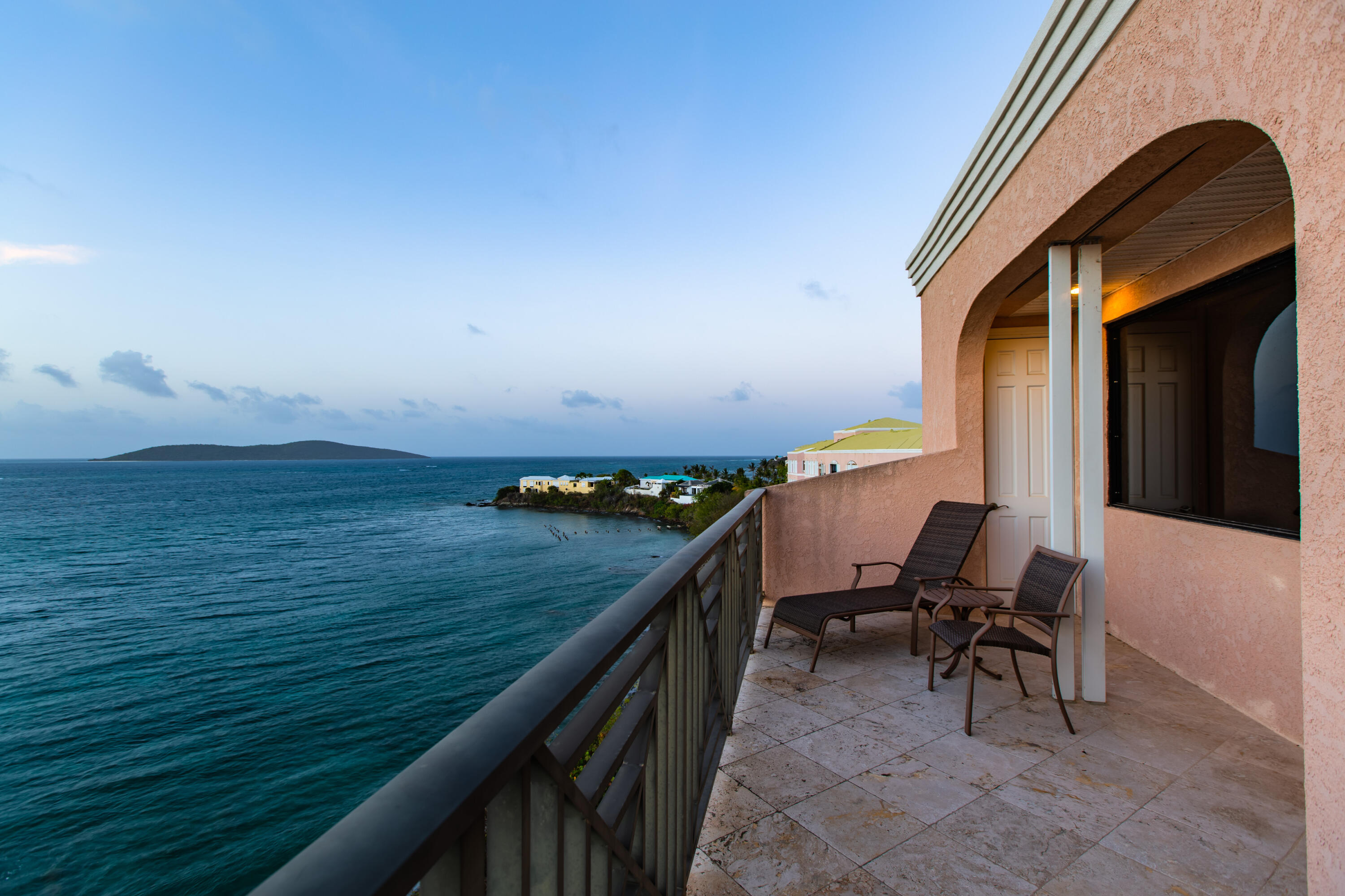 Master Bedroom Suite with a view!