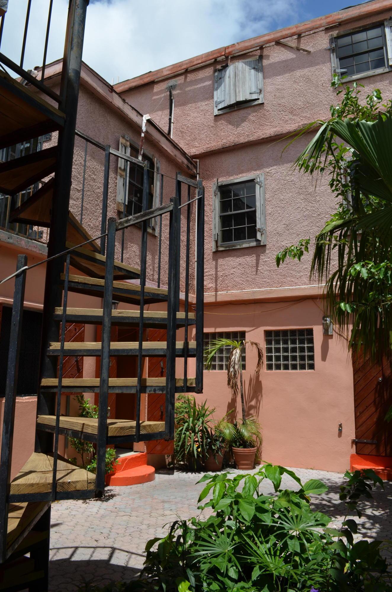 Courtyard.