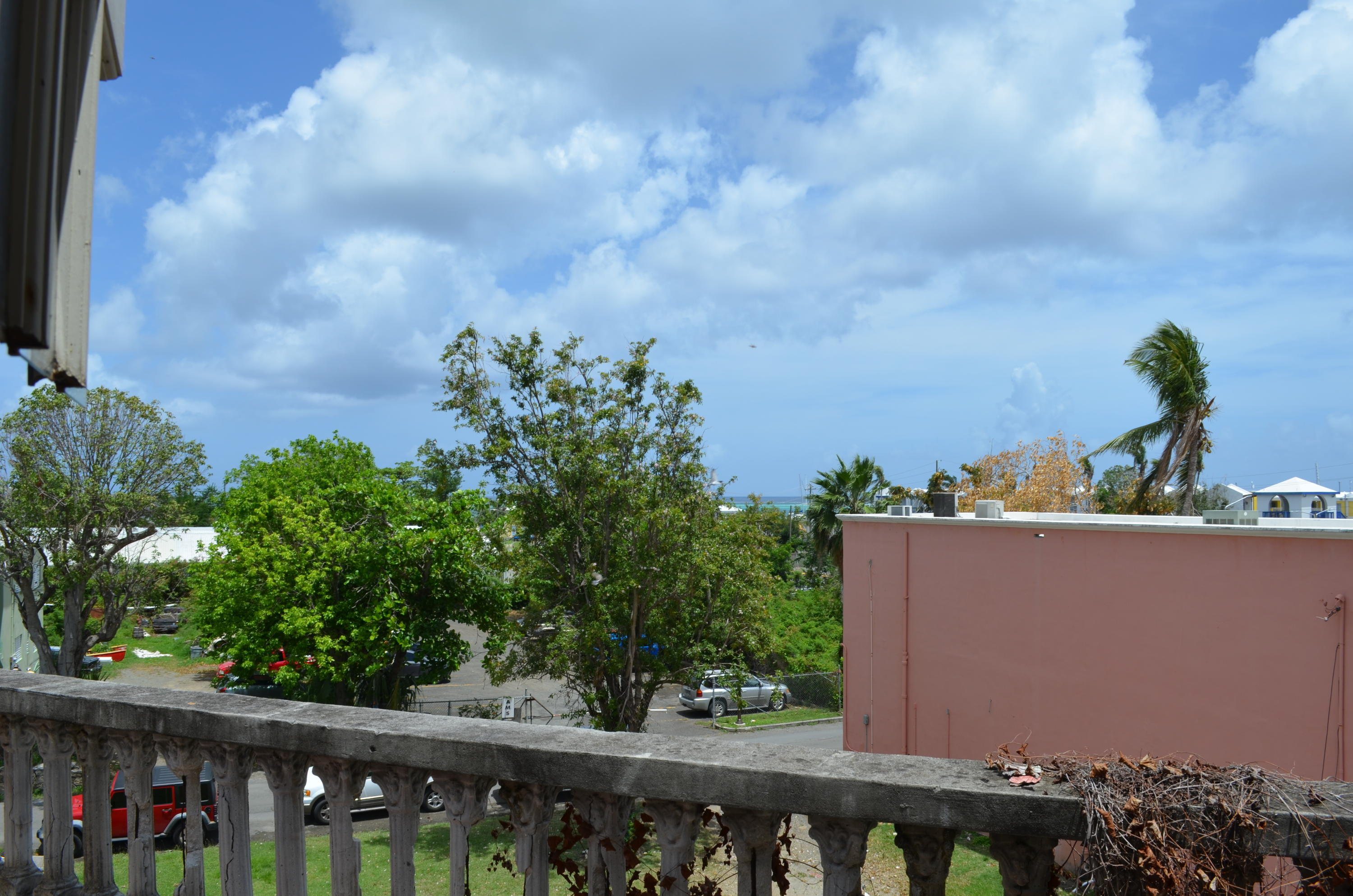Seaview from back side of upstairs.