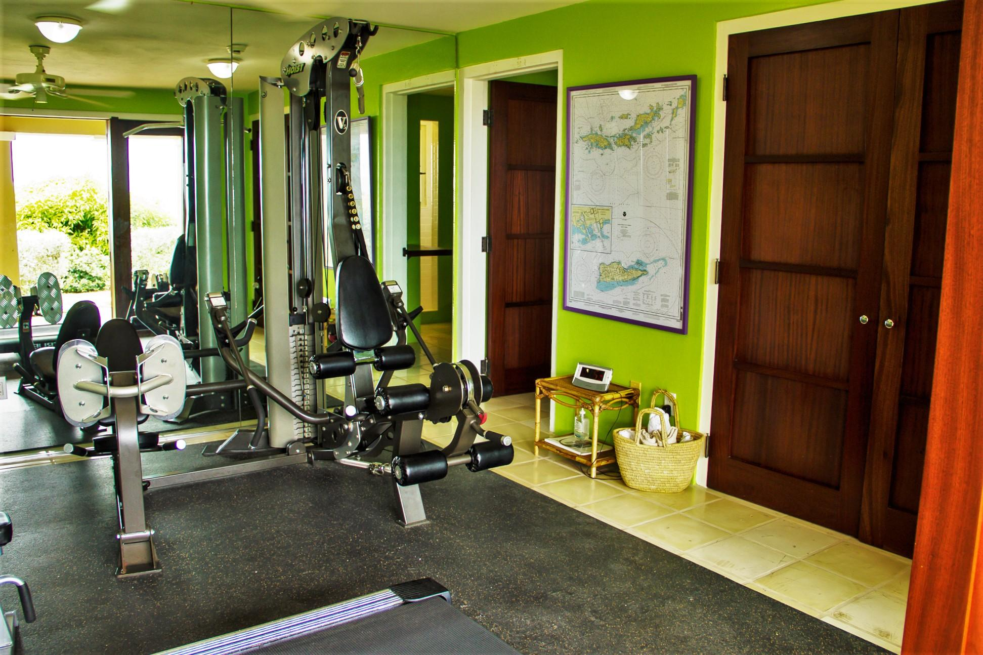 3rd Suite Fitness Room