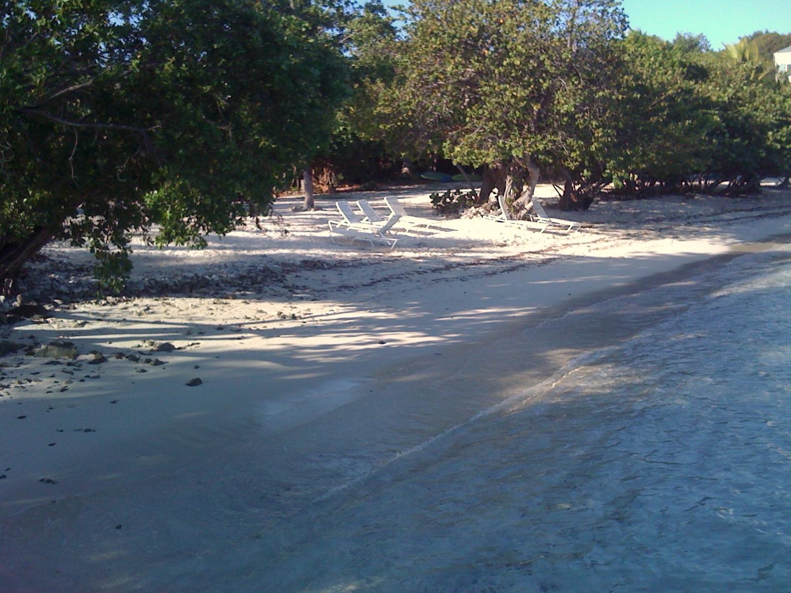 White Sands of Skinny Beach