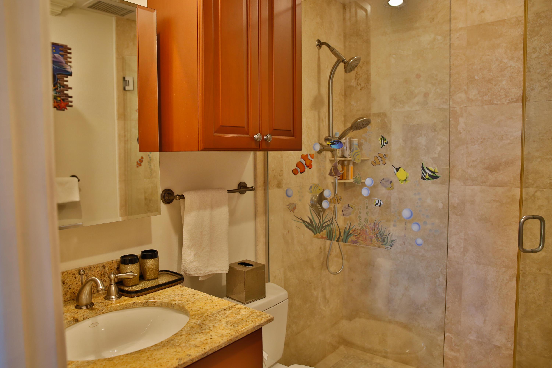 All Baths spacious and modern.