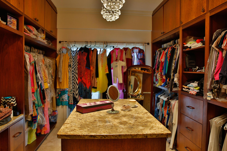 His & Hers Custom Closet