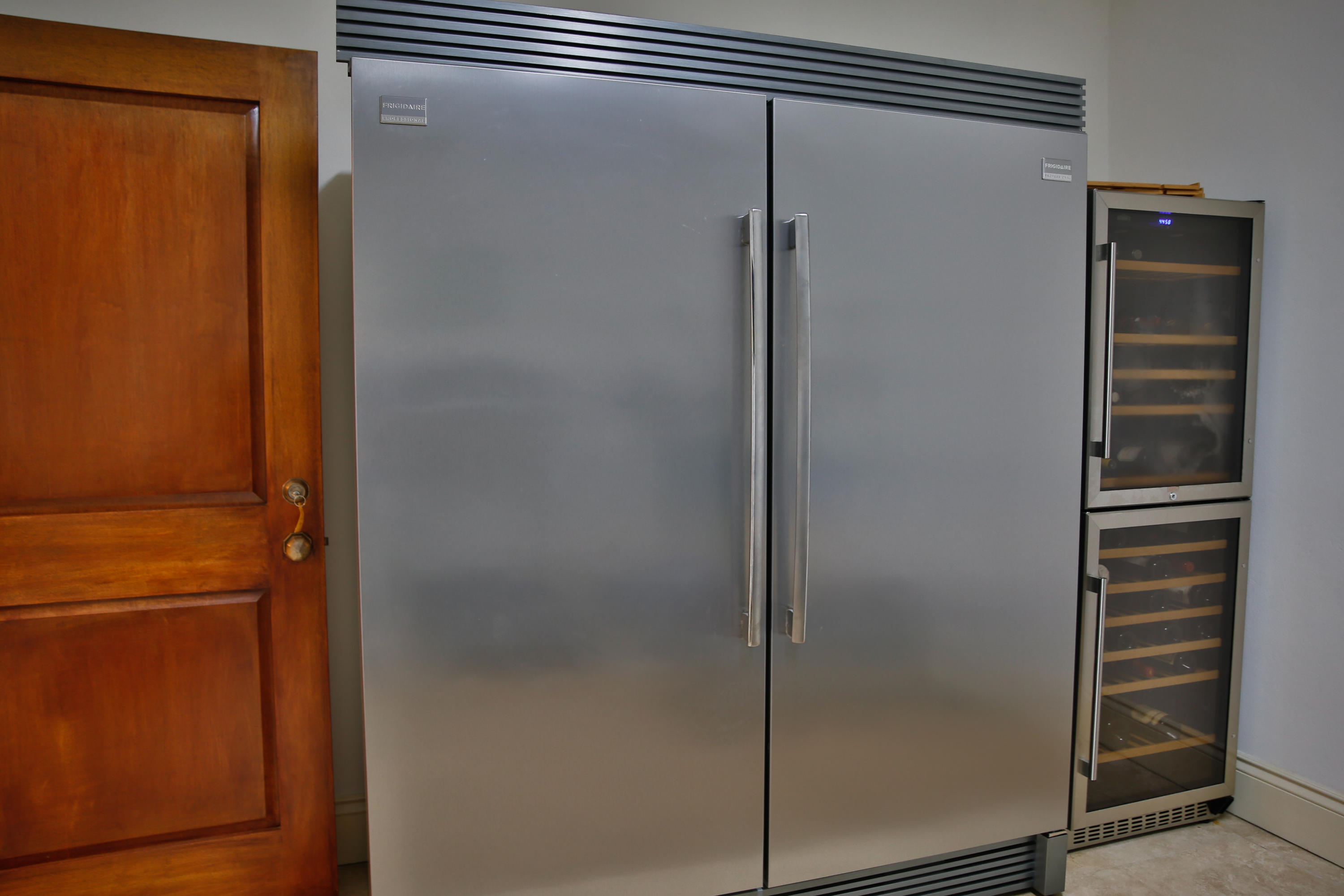 Plenty of space in this refrigerator