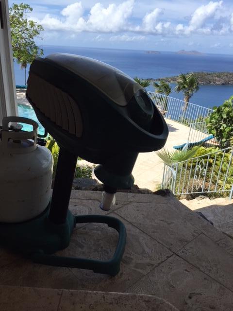 at a Vacation Villa
