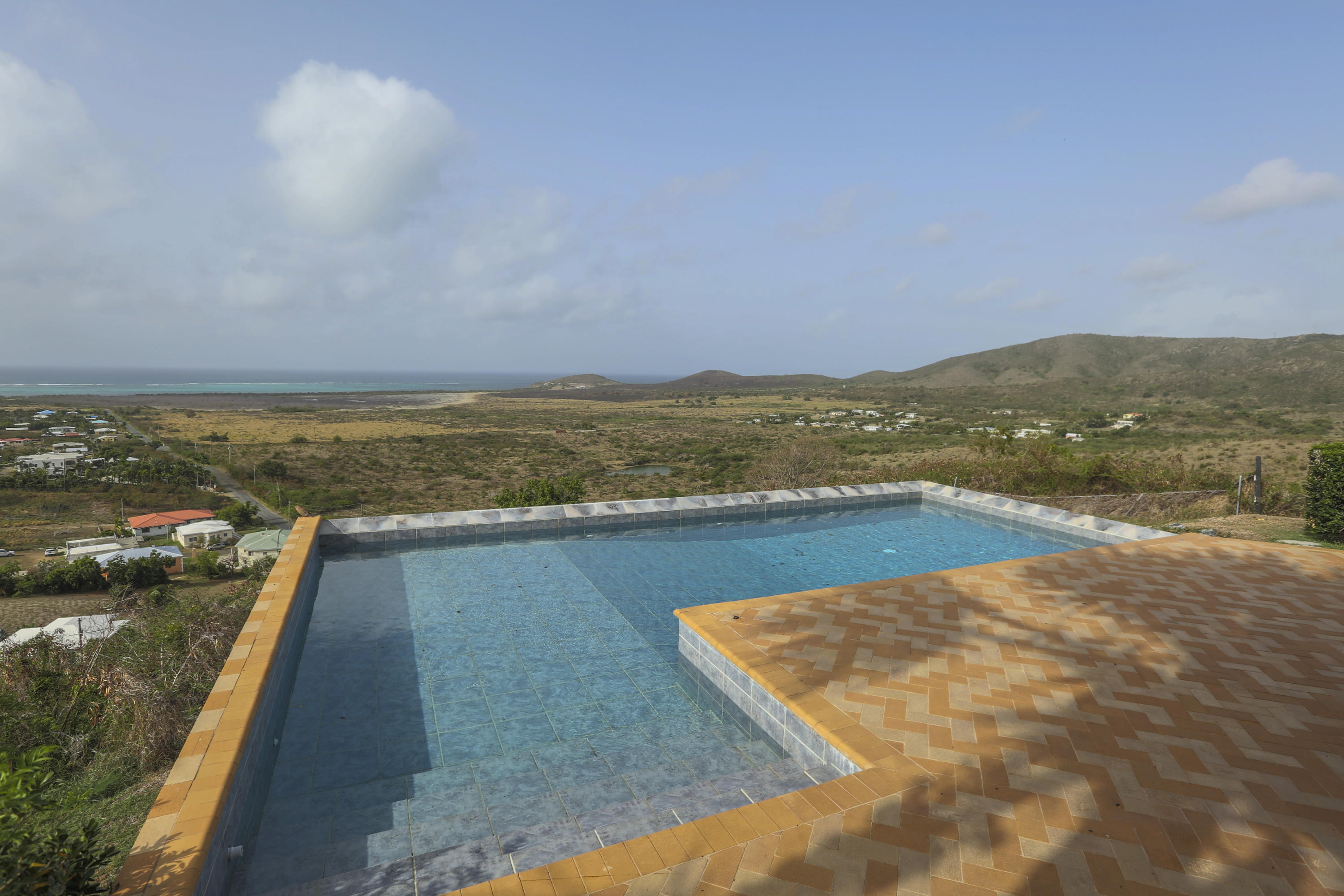 Pool on top of the world