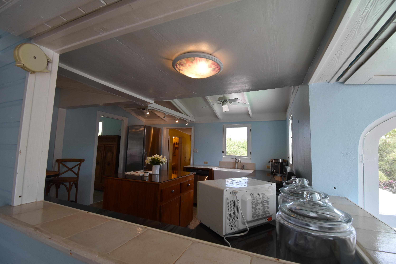 Kitchen from Pass Through