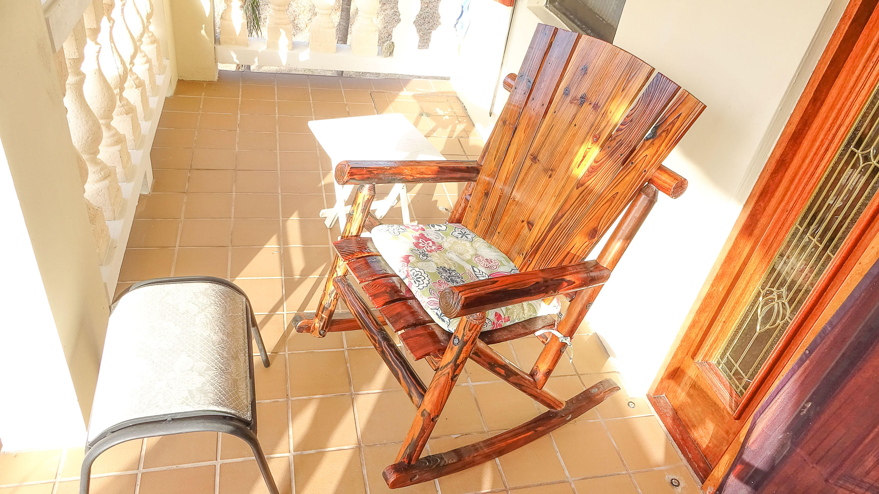 2-Chair Furniture Outside