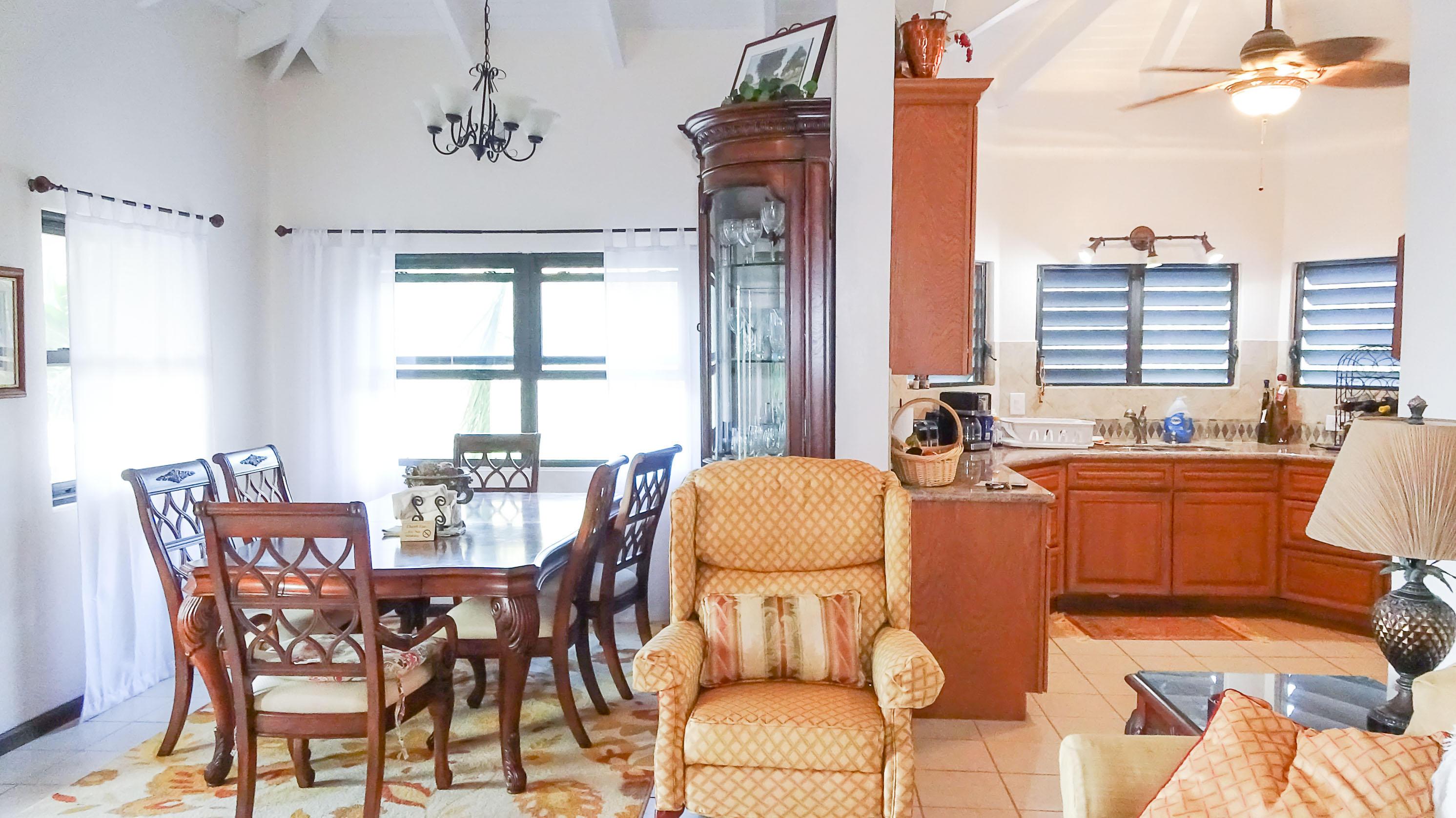 8-Dining Room Kitchen