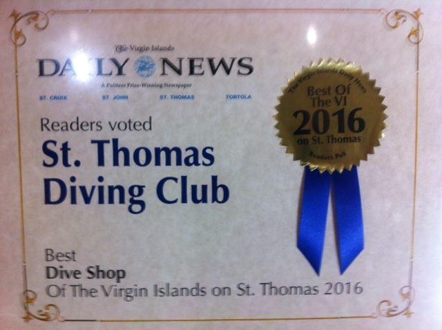 St. Thomas Diving Club Onsite